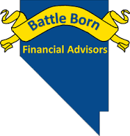 Battle Born Financial Advisor Logo