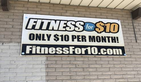 Best Health and Wellness Award Goes to Fitness for $10