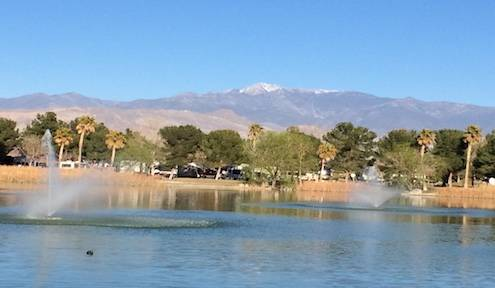 Lakeside Voted Best RV Resort in Pahrump